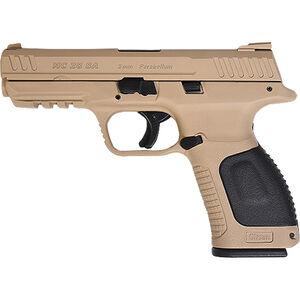 "EAA Girsan MC28SA 9mm Luger Semi Auto Pistol 4.25"" Barrel 15 Rounds FDE Polymer Frame FDE Finish"