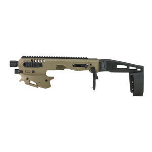 Command Arms Accessories MCK Micro Conversion Kit for GLOCK 17/19/19X/22/23/31/32/45 Tan