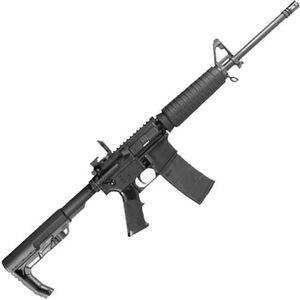 "Armalite Eagle-15 MFT AR-15 Semi-Auto Rifle, 5.56mm NATO, 16"" Barrel, 30 Rounds, Black"