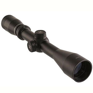 "Axeon Hunting Series 4-12x40mm Rifle Scope Plex Reticle 1"" Tube Fixed Parallax Matte Black"