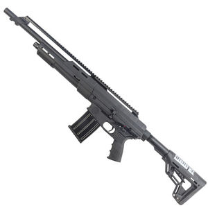 "Standard Manufacturing SKO-12 Semi Auto Shotgun 12 Gauge 18.5"" Barrel 5 Round Detachable Box Magazine 6 Position Adjustable Stock AR-style Controls Matte Black Finish"