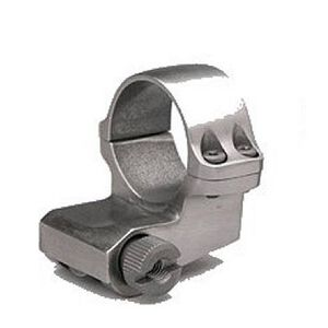 """Ruger 1"""" Offset Medium Scope Ring Stainless Steel Finish 90288"""