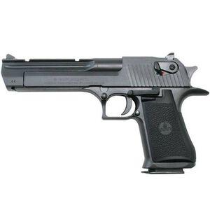 """Magnum Research Desert Eagle MK19 Semi Auto Handgun .44 Magnum 6"""" Barrel 8 Rounds Fixed Sights Black Finish DE44CA"""
