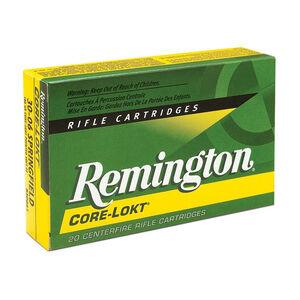 Remington Express .30 Remington AR Ammunition 20 Rounds 150 Grain Core-Lokt PSP Soft Point Projectile 2575fps
