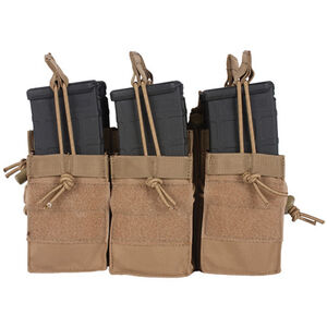 Fox Outdoor AR Six-Stack Mag Pouch Coyote 57-628