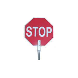 Pro-Line Safety Paddle Stop Sign, 18""