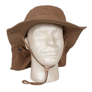Fox Outdoor Advanced Hot Weather Boonie Hat Coyote Tan 75-38