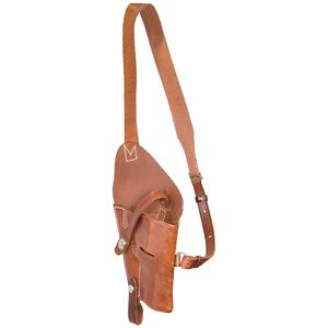 "El Paso Saddlery 1942 Tanker for S&W X Frame 4"", Right/Russet"
