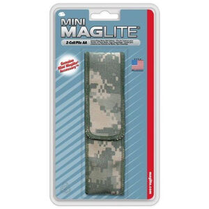 MagLite AA Mini Mag Belt Holster Nylon Digital Camo AM2A886J