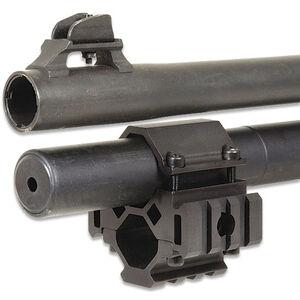 Leapers UTG Universal Shotgun TriRail Mount Three Slot Aluminum Black