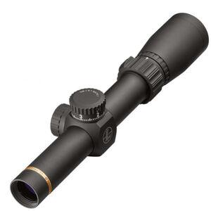 "Leupold VX-Freedom 1.5-4x20 Riflescope Duplex Non-Illuminated Reticle 1"" Tube .25 MOA Adjustments Finger Click Turrets Second Focal Plane Matte Black Finish"