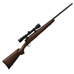 """Savage AXIS II XP 7mm-08 Rem 22"""" Barrel with 3-9x40 Scope 4 Rounds Black"""