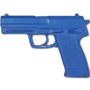 Rings Manufacturing BLUEGUNS H&K USP .45 Handgun Replica Training Aid Blue FSUSP45