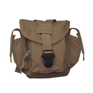 5ive Star Gear DP-5S Dump Pouch MOLLE Compatible Coyote