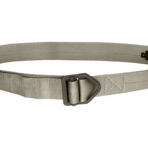 "Tac Shield Tactical Rigger Belt 1.75"" Nylon Webbing Steel Buckle Small OCP/MC Tan"