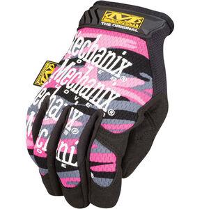 Mechanix Wear Original Women's Glove Large Pink Camo