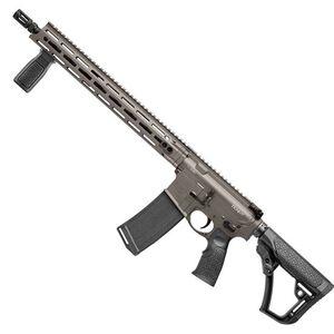 "Daniel Defense DDM4V7 AR-15 Semi Auto Rifle 5.56 NATO 16"" Barrel 32 Rounds 15"" M-LOK Hand Guard, Green"