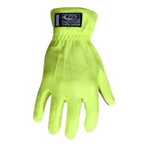 Ringers Gloves Traffic Gloves Polyester Nylon Extra Extra Large Green