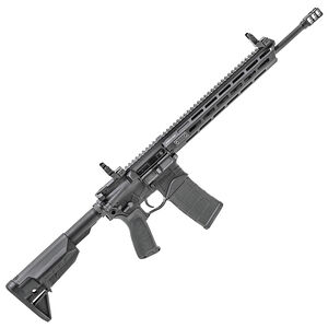 "Springfield SAINT Edge 5.56 NATO Semi Auto Rifle 16"" Barrel 30 Rounds M-LOK Hand Guard Black"