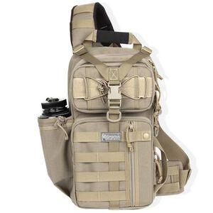 Maxpedition Hard Use Gear Sitka Gearslinger Backpack Nylon Khaki