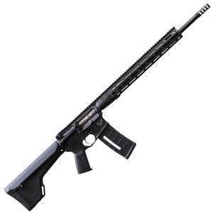 """LWRC DI .224 Valkyrie Semi Auto Rifle 20"""" Barrel 30 Rounds M-LOK Rail Magpul Stock Black"""