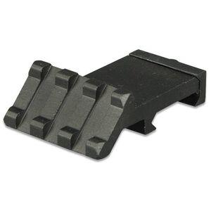 """Lion Gears AR-15 Tactical Angle Mount 45° 3 Slots 1.37"""" Long Aluminum Black BM03D45"""