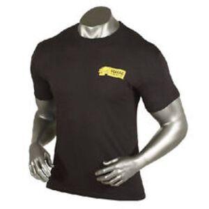 Voodoo Tactical T Shirt Skull Preshrunk Cotton Large Black