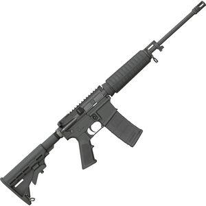 """Bushmaster QRC AR-15 5.56 NATO Semi Auto Rifle, 16"""" Barrel, 30 Rounds"""