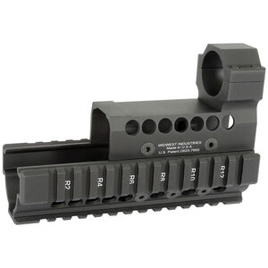 Midwest Industries AK-47 Handguard ML2 Topcover Black