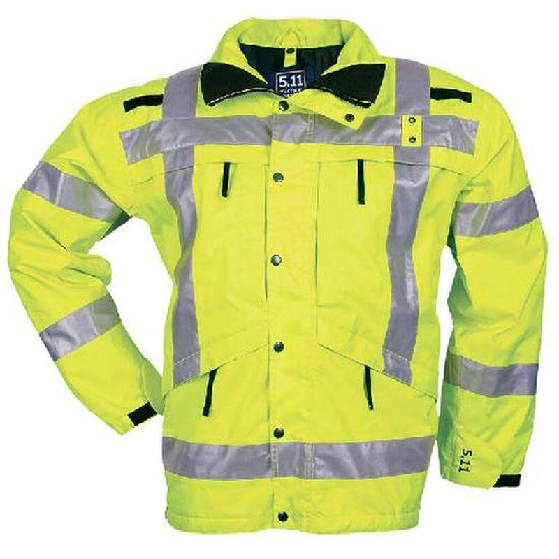 5.11 Tactical High-Visibility Parka 2XL Reflective Yellow