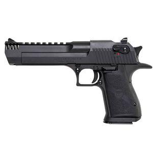 "Magnum Research Desert Eagle Mark XIX Semi Auto Pistol .44 Mag 6"" Barrel 8 Rounds Integral Muzzle Brake Black DE44IMB"