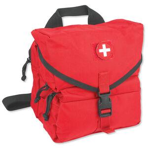 Voodoo Tactical Medical Supply Satchel Nylon Red 15-9586
