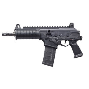 "IWI Galil Ace Semi Auto Pistol 5.56 NATO 8.3"" Barrel 30 Rounds Tritium Sights Milled Steel Receiver Picatinny Top Rail Tri-Rail Forearm With Rail Covers Matte Black"
