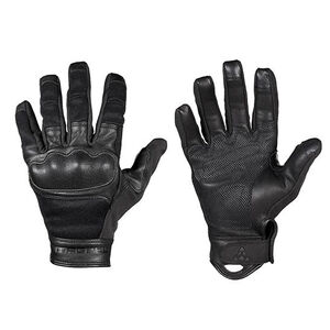 Magpul Core Breach Gloves Size X-Large, Knuckle Armor, Leather, Matte MAG855-001-XL