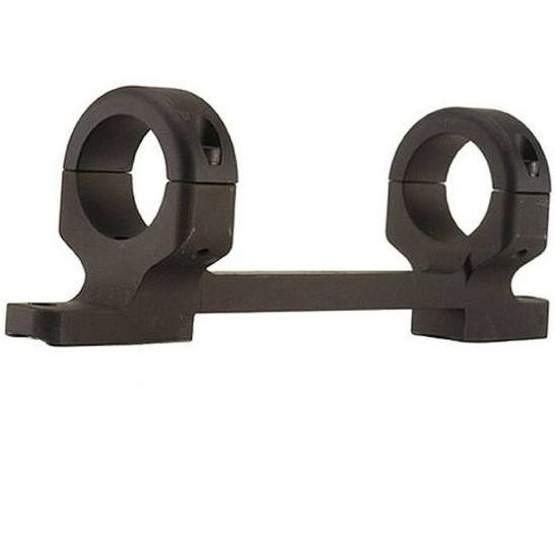 DNZ Products Game Reaper Remington 700 Short Action One Piece 30mm Tube Medium Mount Right Hand Black 34700