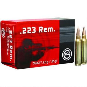 GECO .223 Remington Ammunition 55 Grain FMJ on Stripper Clips