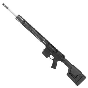"Stag 10SL Left Hand Semi Auto Rifle 6.5 Creedmoor 22"" Stainless Barrel 10 Rounds M-LOK Rail Magpul Grip and Stock Matte Black"