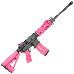 "Rock River LAR-15 NSP CAR 5.56 NATO 16"" 30rds Pink"