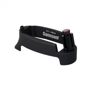 Samson Manufacturing Smith & Wesson M&P Shield/Shield M2.0 9mm Luger Models Compact Magwell Aluminum Anodized Matte Black