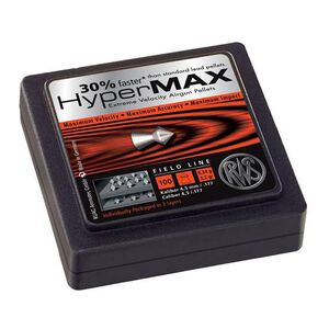 Umarex USA RWS HyperMax Airgun Pellets Non Lead .177 Caliber 100 Count 231-5052