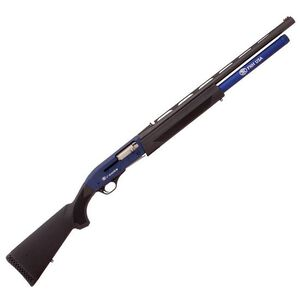 """FNH SLP MK I Competition Semi-Auto 12 Gauge 24"""" Barrel 3"""" Chamber 8 Rounds Matte Black Synthetic Stock Blue 3088929124"""