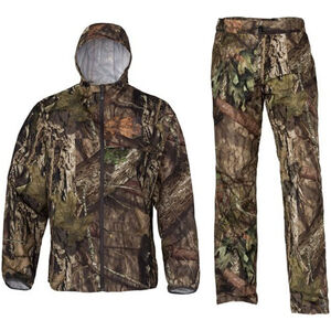 Browning Hell's Canyon CFS-WD Rain Suit 2 Piece Set Medium Mossy Oak Break Up Country Camo