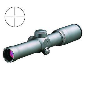 Burris Handgun Scope 2x20mm Plex Reticle 1/2 MOA Nickel
