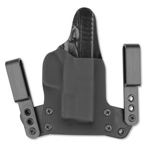Blackpoint Tactical Mini Wing IWB Holster Springfield XDS Right Hand Kydex Black 101702