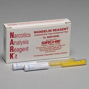 Sirchie NARK Mandelin Reagent (Amphetamines)