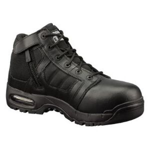 "Original S.W.A.T. Metro Air 5"" SZ Safety Men's Boot Size 8.5 Regular Non-Marking Sole Leather/Nylon Black 126101-85"