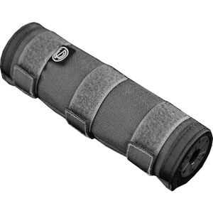 "SilencerCo 6"" Suppressor Cover Cordura Nylon Shell Black AC1977"