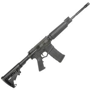"""ATI Omni Maxx P3 Hybrid AR-15 Semi Auto Rifle 5.56 NATO 16"""" Barrel 30 Rounds Collapsible Stock Black"""