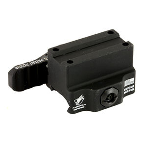American Defense MFG Trijicon MRO Mount Co-Witness Standard QD Lever Aluminum Black