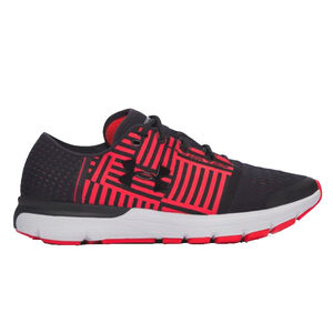 Under Armour Speedform Gemini 3 Men's Shoe Size 9 Black/Red
